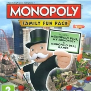 بازی Monopoly Family Fun Pack مخصوص PS4