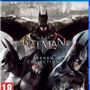بازی Batman Arkham Collection مخصوص PS4