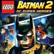بازی lego batman 2 dc super heroes مخصوص xbox360