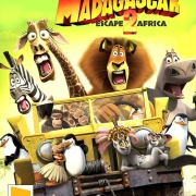 بازی Madagascar Escape Africa 2 مخصوص Xbox 360